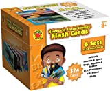 Science & Social Studies Flash Cards (Brighter Child Flash Cards)