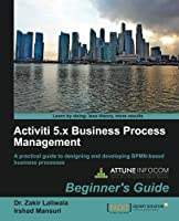 Activiti BPM Beginners Guide Front Cover