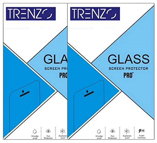 (Pack Of 2) HTC Desire 516 Tempered Glass Screen Guard By TRENZOTM  available at amazon for Rs.299