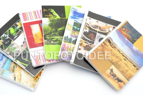 Foto album personalizzabile fronte retro portafoto a - Album portafoto 10x15 ...