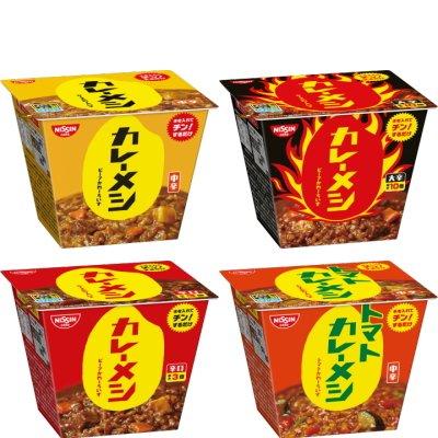 日清 カレーメシ 4種各3個セット