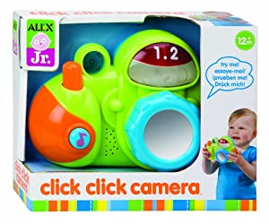 ALEX® Toys - Alex Jr. Click, Click Camera 1985