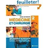 Soins Infirmiers en Medecine et Chirurgie 2 Fontions Respiratoire, Cardiovasculaire et Hematologiq