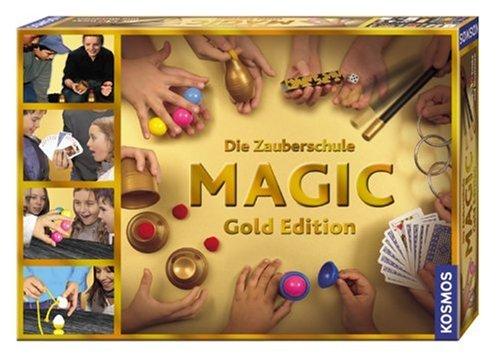 Den Beitrag 'Zauberhafte Momente mit der KOSMOS Zauberschule Magic' lesen