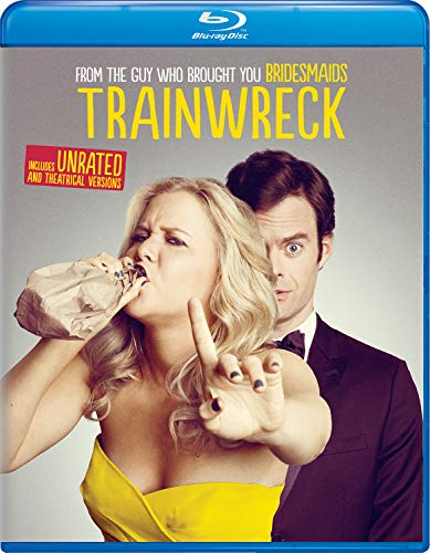 Blu-ray : Trainwreck (Unrated Version)