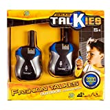 My First Kids Walkie Talkies, Super Easy to Use for young kids 2 Mile Range and 3 Channel, Ages 5+
