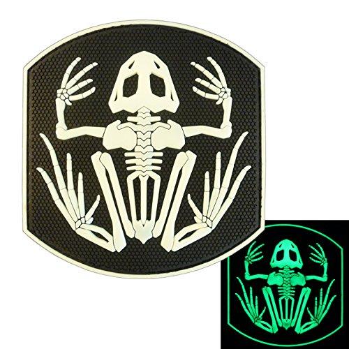 us-marina-navy-seals-bone-frog-cranio-devgru-frogman-morale-pvc-3d-velcro-toppa-patch