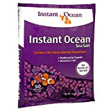 Instant Ocean Sea Salt, 50-Gallon