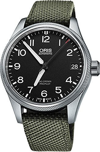 Oris Big Crown ProPilot Date 75176974164FS - 51t5zCtBQeL - Oris Big Crown ProPilot Date 75176974164FS