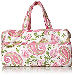 Trend Lab Storage Caddy, Paisley Park Print