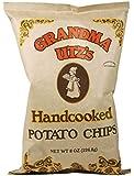 Grandma Utz Handcooked Potato Chips Pack of 8/ 1.875 Oz