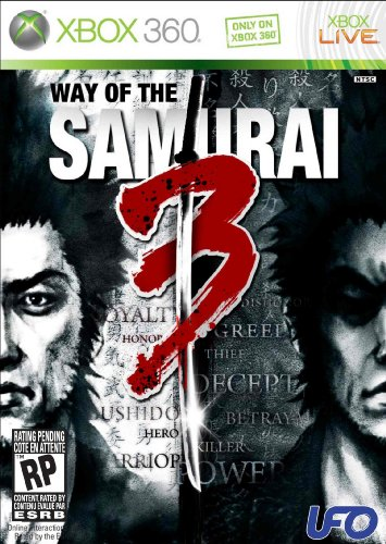 Way of the Samurai 3 - Xbox 360