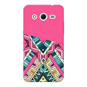 Mobile Back Cover For Samsung Galaxy Core Prime (Printed Designer Case)