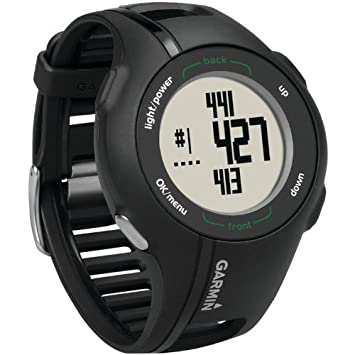 Garmin Approach S1 GPS Golf Watch (Preloaded with Canada Courses) Sport, Fitness