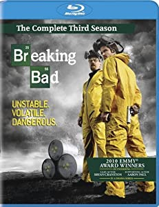 Breaking Bad: The Complete Third Season [Blu-ray] by Sony Pictures Home Entertainment