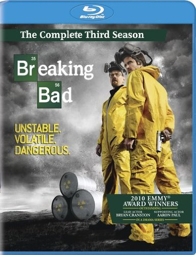 Breaking Bad: Complete Third Season [Blu-ray] [Import]