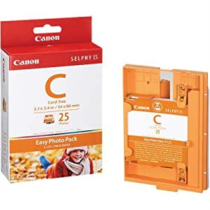 Canon easy photo pack e c25 amazon co uk office products