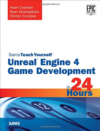 teach-yourself-unreal-engine-4-game-development-in-24-hours