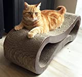 puurfect Pet® Kratzbaum LOUNGE in braun