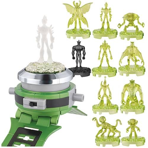 Ben 10 Alien Omnitrix collection