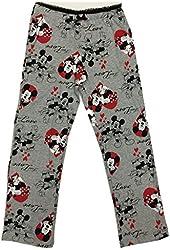 Disney Mickey and Minnie Mouse Women's True Love Sleep Lounge Pants