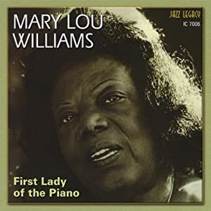 Freedb 3B0EBA15 - Willow weep for me  Track, music and video   by   Mary Lou Williams