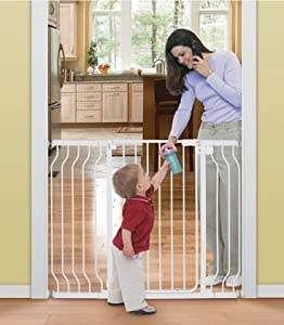 Summer Infant Sure And Secure Tall Walk-Thru Gate - SUMR003