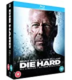 Die Hard Quadrilogy Bonus Disc [Reino Unido] [Blu-ray]