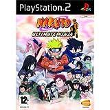echange, troc Naruto Ultimate Ninja (PS2) [import anglais]