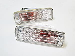 Toyota Hilux Ln50 Ln56 Crystal Front Bumper Indicator Turn Signal