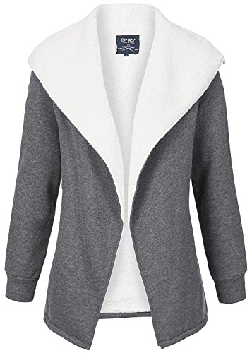 ONLY Giacca Maglia Cardigan Maglione donna VALDA CARDIGAN jacket (S)