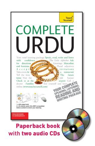 Complete Urdu with Two Audio CDs: A Teach Yourself Guide...