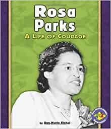 rosa parks courage essay