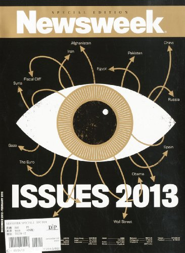 ISSUES IN 2013 December 2012 (single issue)