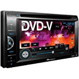 Pioneer AVH100DVD 2-DIN DVD Multimedia Receiver (Discontinued by Manufacturer)