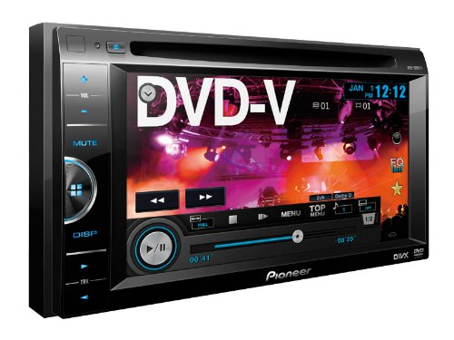 Pioneer Avh100Dvd 2-Din Dvd Multimedia Receiver