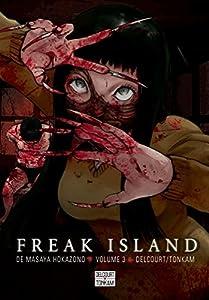 Freak Island Edition simple Tome 3