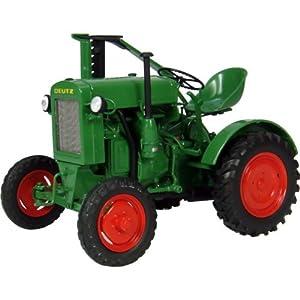 Amazon.com: Deutz F1 M414 1936 tractor figure 1/16: Toys & Games