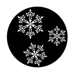 Snowflake Lace Group - Stainless Steel Metal Gobo