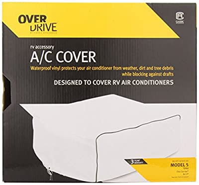 Classic Accessories 80-071 Grey Penguin Air Conditioning Cover