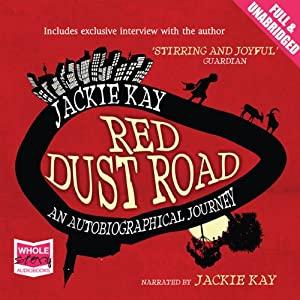 Red Dust Road Audiobook