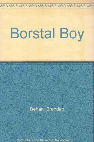 Borstal Boy (A Nonpareil book), Behan, Brendan