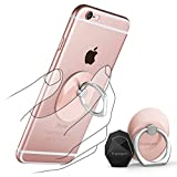 Phone Grip, Spigen® [Style Ring] Car Mount Holder [Never Drop Your Phone] Ring Grip/Stand Holder/Kickstand for iPhone SE/6s/6/6s Plus/6 Plus/Galaxy S7/Galaxy S7 Edge/LG G5&More-Rose Gold(SGP11846)