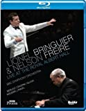 Lionel Bringuier & Nelson Freire Live at the Royal Albert Hall (BBC Symphony Orchestra) [Blu-ray] [2013]