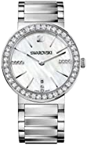Swarovski Citra Sphere Watch - Mother-Of-Pearl