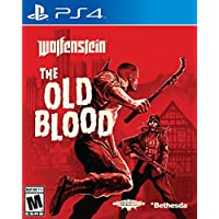 Wolfenstein: The Old Blood - PS4 [Digital Code]