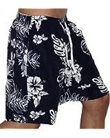 Herren Shorts Badehose Badeshorts Strand-Hose Short von Tisey