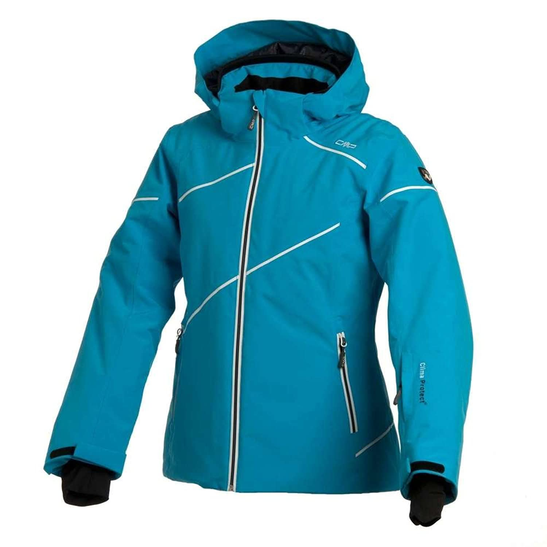 Campagnolo Ski Jacket 3W00246 Damen danubio/türkis