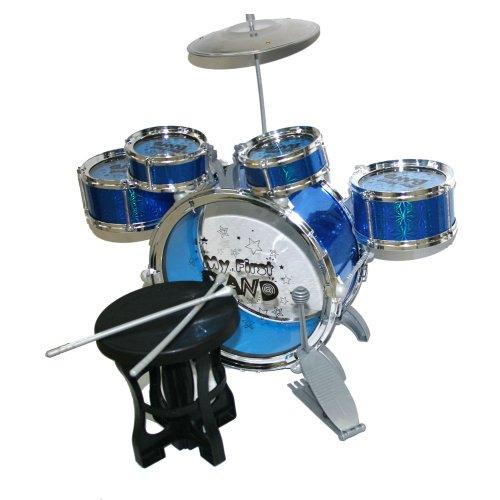 Adraxx Mini Musical Complete Drum Set