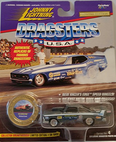"Johnny Lightning Limited Edition ""Dragsters USA"" - Series 4 - Richard Earle's '58 Christine - 1"